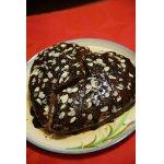 Быстрая шоколадная глазурь без масла