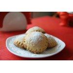 Песочное печенье с начинкой Сладкие равиоли