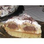 Торт с профитролями Небесная подушка