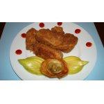 Наггетсы из маринованного куриного филе