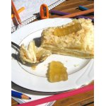 Старопольский яблочный пирог