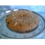 Шоколадно-ореховый пирог на сыворотке