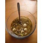 Суп куриный с шампиньонами Восток-Запад
