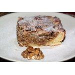 Творожно-ореховый пирог