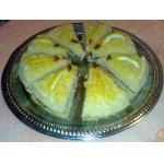 Фруктовый экспресс-пирог