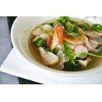 Весенний суп-салат