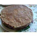 Печеночный торт Любимый