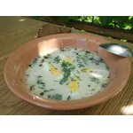 Суп Дачный из крапивы