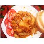 Рыбное жаркое в томате
