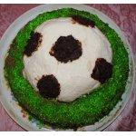 """Торт для любимых мужчин """"УЕФА"""""""