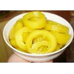 Фальшивые ананасы из кабачков