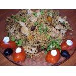 Булгур с овощами и курицей – кулинарный рецепт