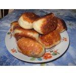 Дрожжевые пирожки Ягодное ассорти