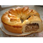 Пирог с тунцом