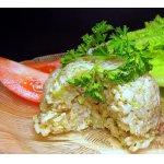 Рис с брокколи - отличный гарнир