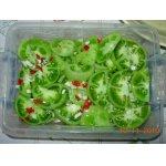 Помидоры зеленые закусочные
