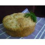 Огуречный хлеб с сыром