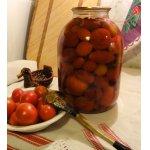 Консервированные помидоры Семейные