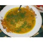 Суп с фасолью Горец
