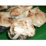Маринованная рыба с кориандром
