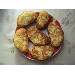 Бутерброды для любителей картофеля