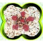 Салат из цветной капусты с семенами подсолнуха