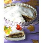 """Закрытый пирог с  начинкой из орехового ассорти """"Спонгата"""""""