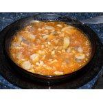 Необычный грибной суп