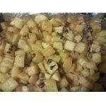 Картофель в сметане, запеченный в духовке