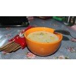 Сырный суп с грибами и овощами – кулинарный рецепт
