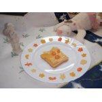 Бутерброд с сыром Чудо-рубашка