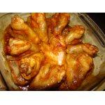 Куриные крылышки Горячие Сердца