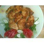 Филе курицы в панировочных сухарях