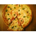 Пицца рыбная
