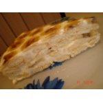 Холодный тортик из печенья рыбки