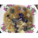 Самый вкусный грибной суп