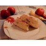 Пирог бананово-яблочный