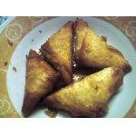 Пирожки с сыром Самбуськи жэбнэ