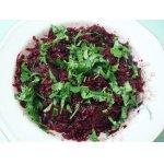 Свекольный салат Четыре сезона