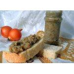 Соус-паштет из сушеных баклажанов