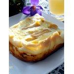 Сырный пирог с грушами