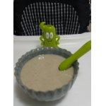 Баклажановый суп-пюре
