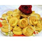 Творожное печенье, как сырники – кулинарный рецепт