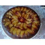 Постный пирог-перевeртыш Гости на пороге