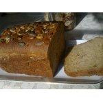 Хлеб почти Альпийский на квасном сусле