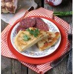 Фрико с картофелем и луком-Frico con patate e cipolla