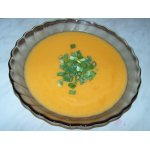 Острый тыквенный суп-пюре