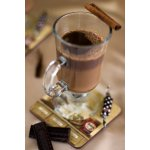 Карамельно-коричный горячий шоколад