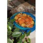 Тофу с овощами и с соевым соусом Kikkoman