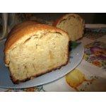 Сливочно-сырный кекс